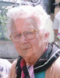 Augusta Wenth geb. 1908 aufgenommen um 1995