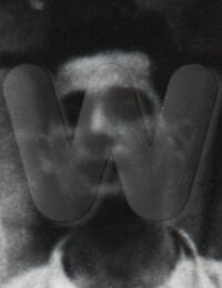 Anton Wenth geb. 1892 gest. 1979 aufgen. um 1915