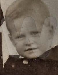 Leopold Niefergall geb. 1914 gest. 2010 aufgen. um 1920