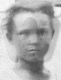 Theresia Moritz geb. 1919 aufgen. 1931