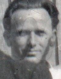 Johann Hartl geb. 1927 aufgenommen 1952