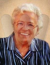 Maria Roth vereh. Böhm geb. 1928 gest. 2021, aufgen. um 2010
